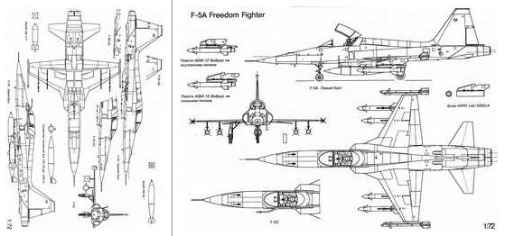 f-5 freedom fighter tiger 2