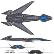 Military and Defense FA 37 Talon Real OR Fake