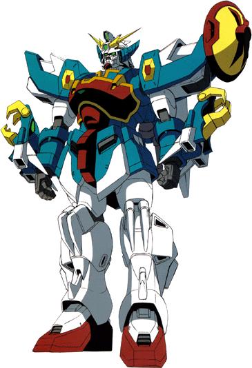 XXXG-01S2 Altron Gundam - Zarco Macross